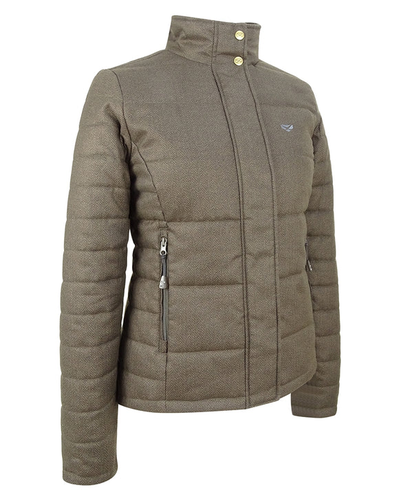 Elgin Ladies Quilted Jacket