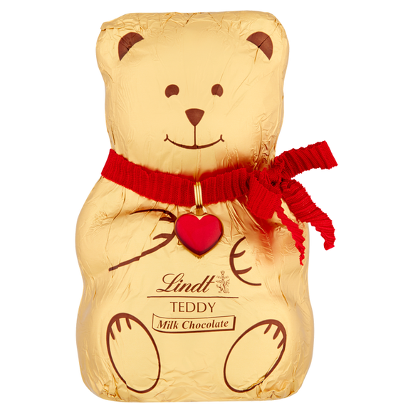 Lindt Gold Teddy Milk 100g