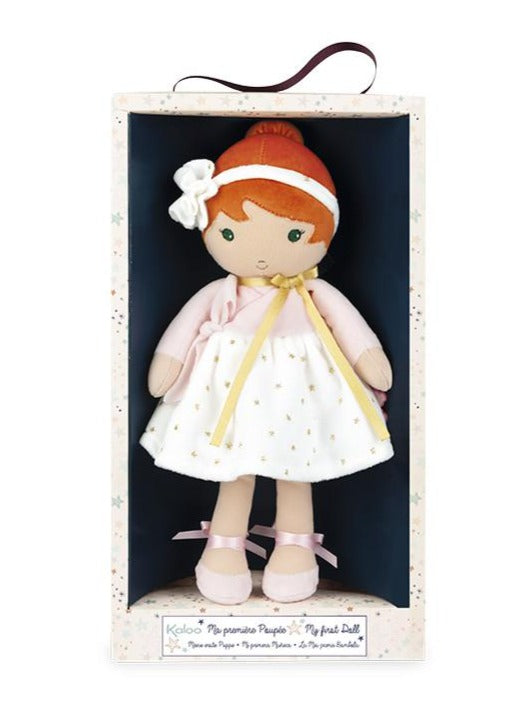 MY FIRST SOFT DOLL VALENTINE K DOLL -  32 cm / 17.7''