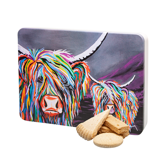 Steven Brown Rab & Isa McCoo - Deans Shortbread Assortment 500g
