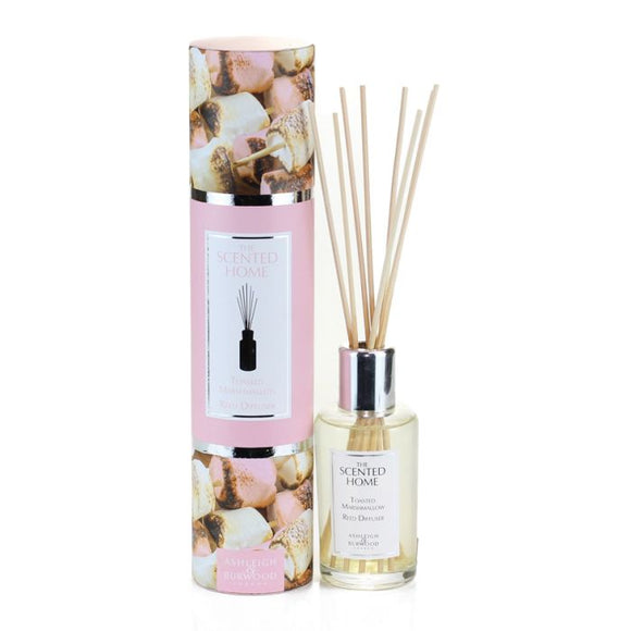 Ashleigh & Burwood Reed Diffuser - TOASTED MARSHMALLOW