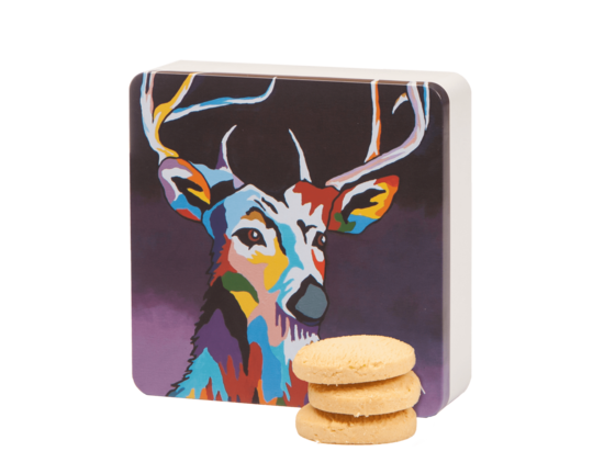 Steven Brown Tam McDeer - Deans Shortbread Rounds 160g