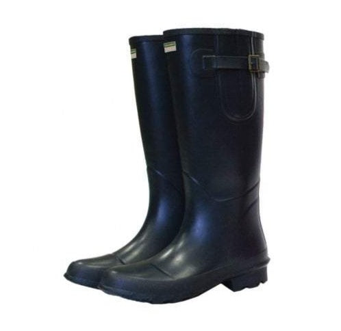 Town & Country Bosworth Navy Wellington Boots