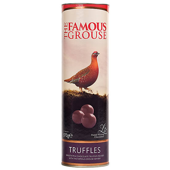 Famous Grouse Twist Wrap Tube 320g