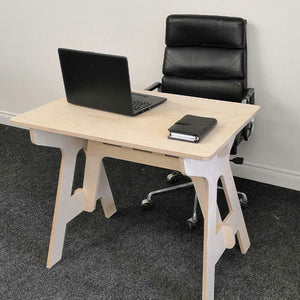 Crafted Home Office Desk - Image 7