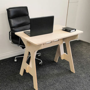 Crafted Home Office Desk - Image 8