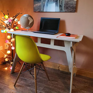 Crafted Home Office Desk - Image 2