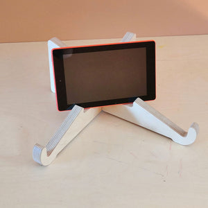 Laptop Stand with Tablet Horizontal
