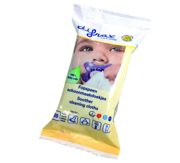 Soother Wipes