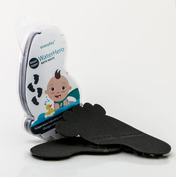 New! WaterHero Bath Mats