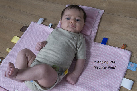 Carry on - Changing pad/cover