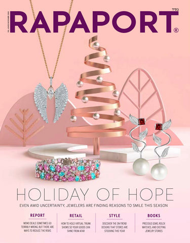 Jewelry Connoisseur by Rapaport Campbell + Charlotte Jewelry Stock Up November 2020