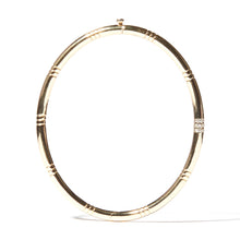 Load image into Gallery viewer, The Crew Bangle Bracelet - Diamond