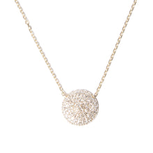 Load image into Gallery viewer, Evolve Large Pendant Necklace - Diamond