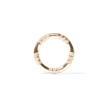 Load image into Gallery viewer, The Crew Stacking Ring - Diamond