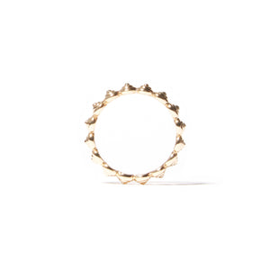 Evolve Stacking Ring - Gold