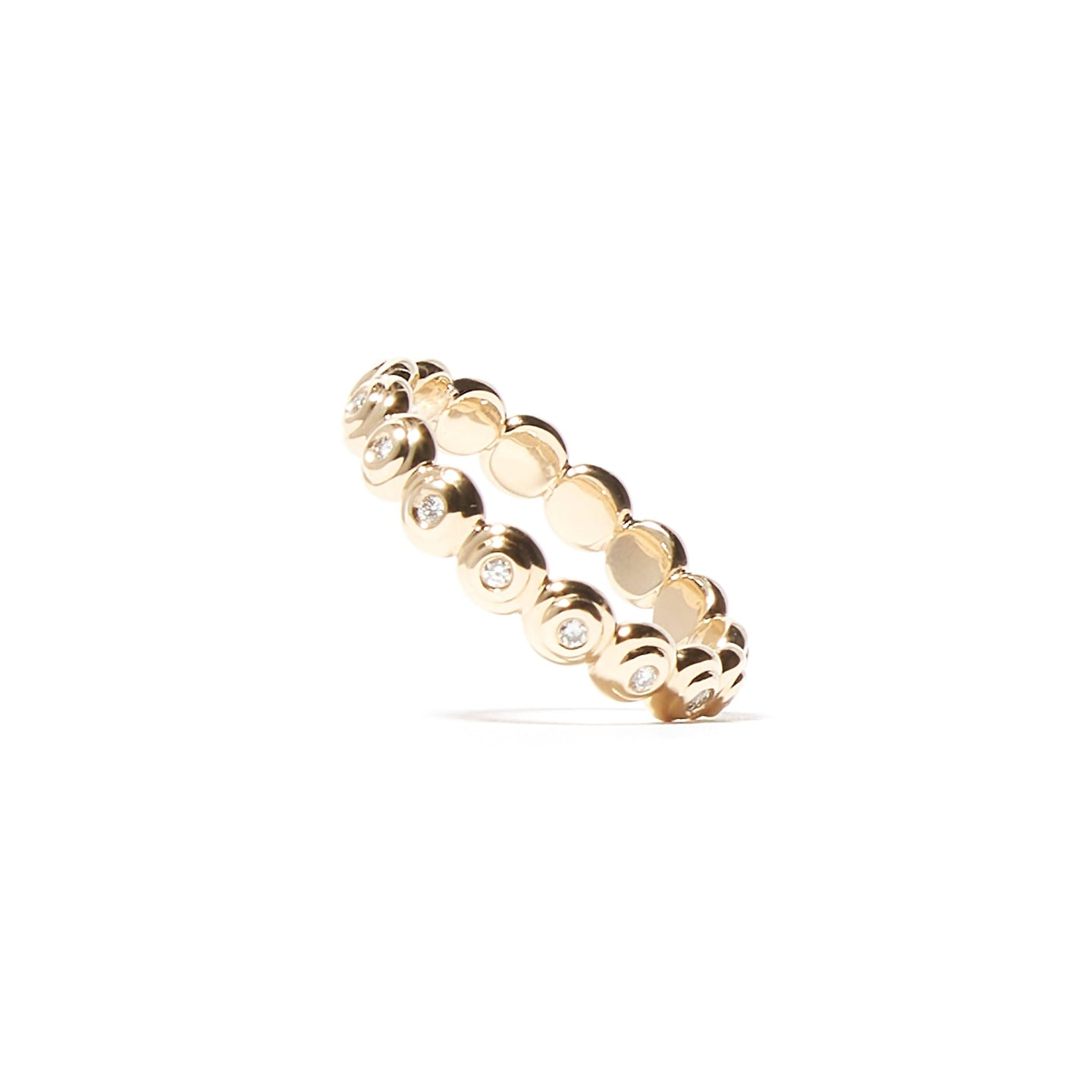 Evolve Stacking Ring - Diamond