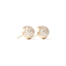 Load image into Gallery viewer, The Crew Dome Stud Earrings - Large