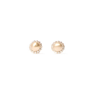 The Crew Dome Stud Earrings - Mini