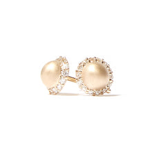 Load image into Gallery viewer, The Crew Dome Stud Earrings - Mini