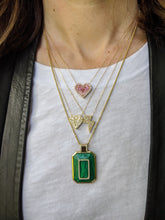 Load image into Gallery viewer, JuJu Diamond Charm Necklace