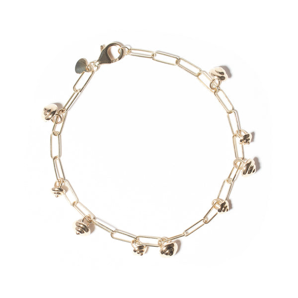 Evolve Multi Charm Bracelet - Diamond