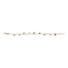 Load image into Gallery viewer, Evolve Multi Charm Bracelet - Diamond