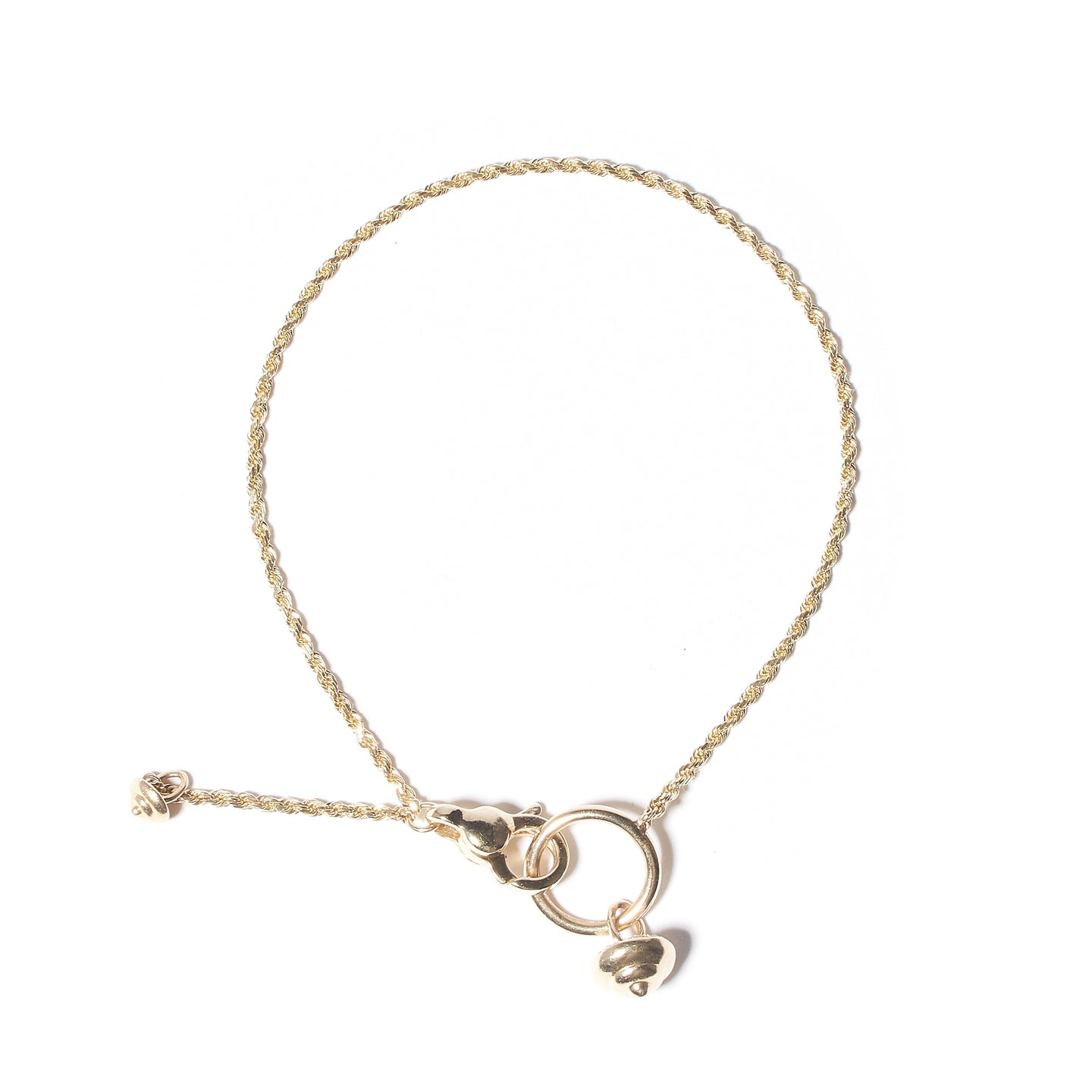 Evolve Single Charm Bracelet - Diamond