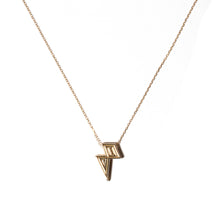 Load image into Gallery viewer, JuJu Lightning Bolt Charm Necklace