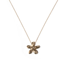 Load image into Gallery viewer, JuJu Flower Charm Necklace