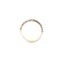 Load image into Gallery viewer, The Crew Knife Edge Stacking Ring - Sapphire