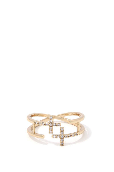 Double Cross Ring