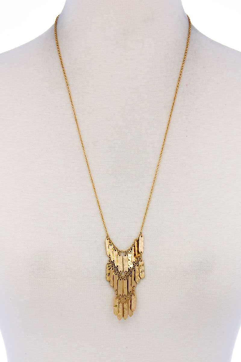 Designer Fashion Drop Necklace