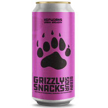 GRIZZLY SNACK BERRY SOUR / グリズリースナックベリーサワー