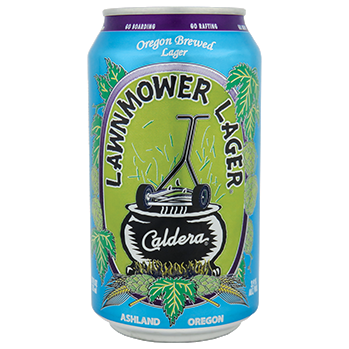 Caldera Lawnmower Lager / ローンモアラガー