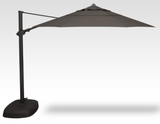 11.5' Round AG25 Cantilever Umbrella with AKZ Base