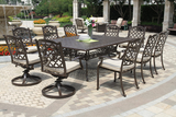 Beka Allure/Paisley Dining Set Antique Bronze