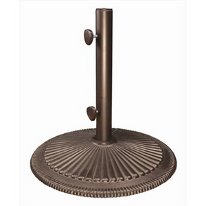 50 lbs Cast Iron Table Umbrella Base