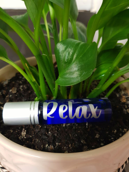 Relaxation Roller Blend
