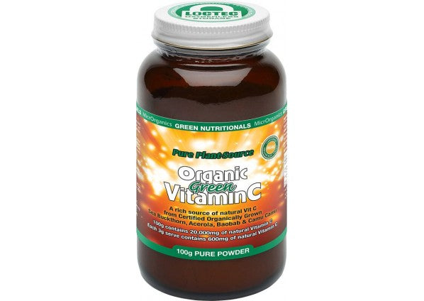 Organic Vitamin C Powder