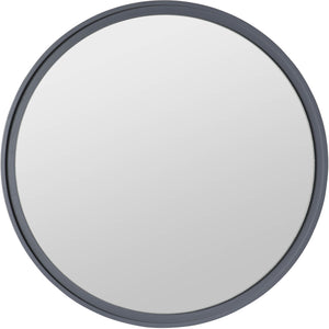 Lily Round Floating Mirror