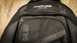 Mochila Harley-Davidson On The Road Megapack con 5 bolsillos y correas ajustables BP4503S-BLACK