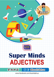M57👩‍🏫‍Year 1 & 2 Super Minds Adjectives👩‍🏫
