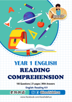 M94 👉 Year 1 Reading Comprehension Practices