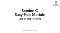 M36 👩‍🏫‍Easy Pass英文试卷二Section C👩‍🏫