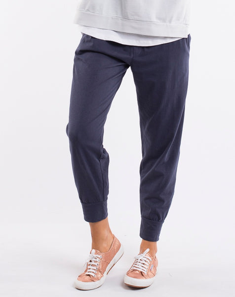 Wash Out Lounge Pants - Navy