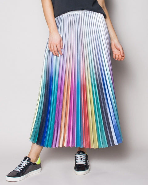 Sunray Skirt - Ombre Rainbow
