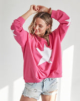 Freedom Sweater - Pink