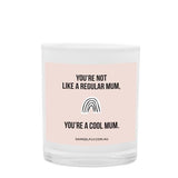 'Cool Mum' Large Candle