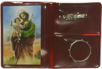Mini St.Joseph's devotion wallet - RRZ190-JO